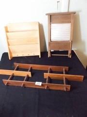Wood Shelves  3