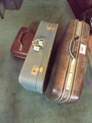 Hard side luggage  3