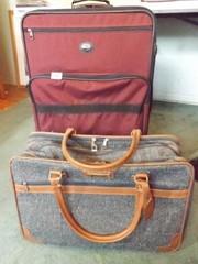 Soft side luggage  2