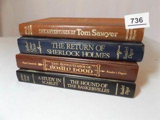1986 Classic Books  Reader s Digest  4