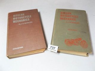 1953  1965 Modern Motorcycle Mechanics  2