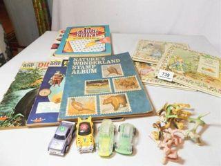 Children s Books  Toys   1 Box