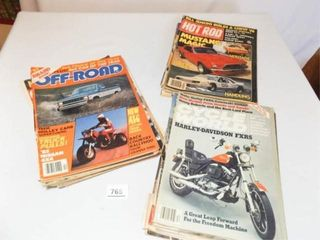 1980 s Cycle  Car Magazines  10