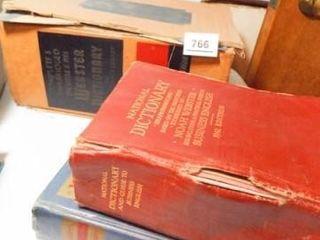 42   50   63 Dictionaries