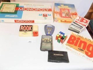 Games   1 Box