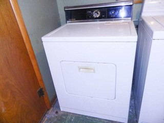 Kenmore Dryer; Powers Up