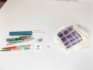 Handkerchiefs  Pens  Danny s Datsun