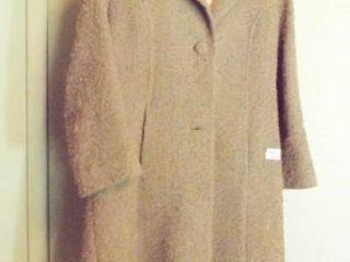 Vintage Brown Coat