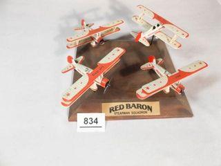 Red Baron Stearman Squadron Planes