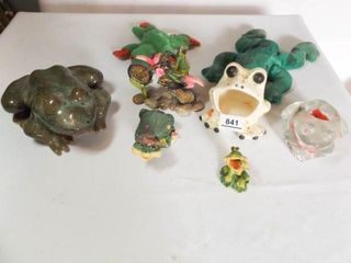 Frog Collection   Variety  8