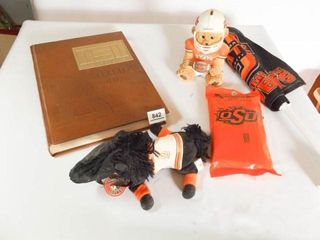 OSU Items  5  1978 Yearbook