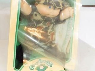 Cabbage Patch Kid in Box