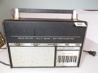 Westminster Multi Band Radio