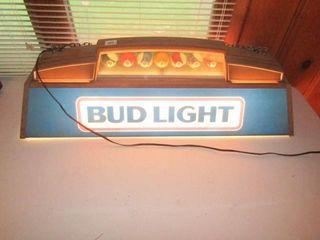 Bud light lamp