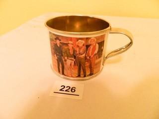 Ponderosa Ranch Nevada Tin Cup