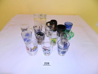 Shot Glasses   16
