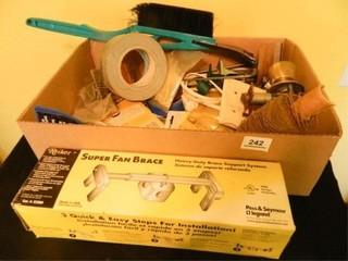 Household Repair Items  Assorted