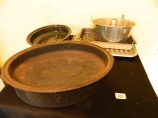 Roaster Pans 2  Angel Food Pan
