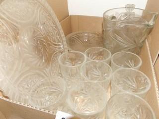 Glassware Pieces  20  Bowls  Glasses  More