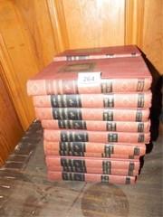 World Family Encyclopedia 20 Book Set   50 s