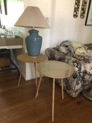 lamp  Round Top Tables  2