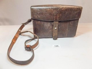 WWII Field Medic Bag  per seller