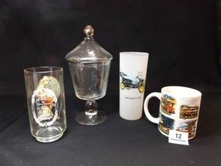 Glassware with Decorations  4
