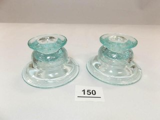 Madrid Candleholders  Blue  2