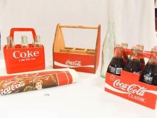 Coca Cola Bottles  Cases  Calendar