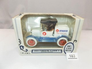 Ford 1918 Runabout Bank  Diecast  Otasco