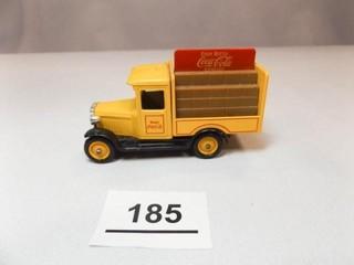 Coca Cola Diecast Truck  3