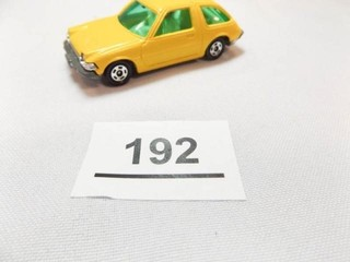 1977 Tomica Tomy Pacer Car  21 2