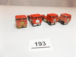 Cab Trucks  Made in China   4