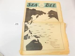 Sea Bee Paper  10 10 45