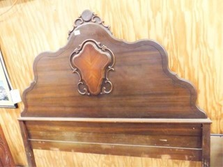 Wood Headboard  Full Size  55  x 57  tall