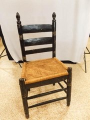 Cane Seat Chair  32  tall