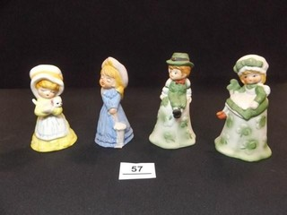 Bells  Girls  leprechauns  4