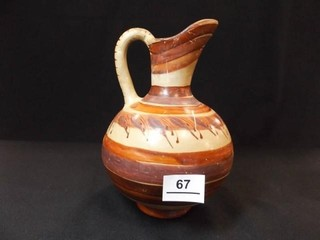 Mexican Folk Art Pitcher  9