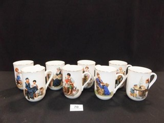 Norman Rockwell Museum Mugs   8