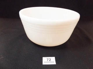 Pyrex Milk Glass Mixing Bowl