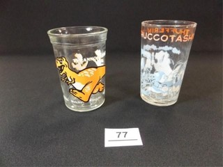 looney Tunes  Dine Jelly Glasses  2
