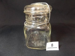 Presto Glass Jar  with Bale and lid