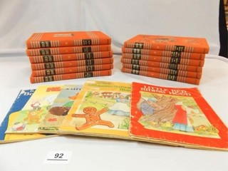 1940 s Childcraft Book Set  12  Books  5