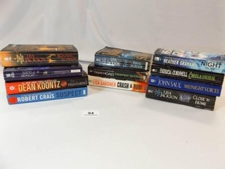 Fiction Paperback Books  11