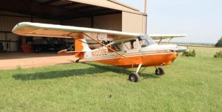 1977 Bellanca Citabria Model 7ECA Airplane