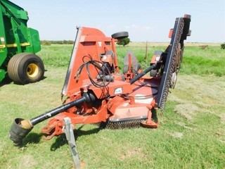 2011 Rhino FR 180 15ft batwing mower