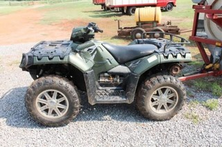 2009 Polaris Sportsman 550 AWD