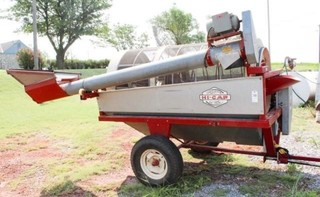 DMC High Capacity Grain Cleaner Model 44