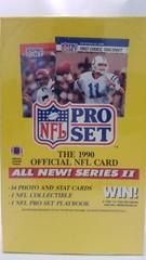 NFL Pro Set 1990 All New Series 2
