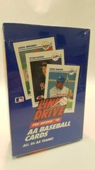 1991 Line Drive Baseball Cards